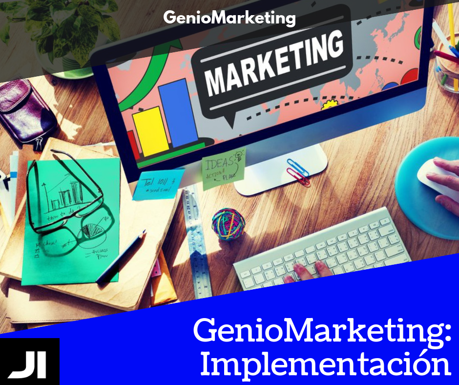 GenioMarketing Implementación
